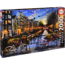 Educa 2000 - Amsterdam with Love, David M.