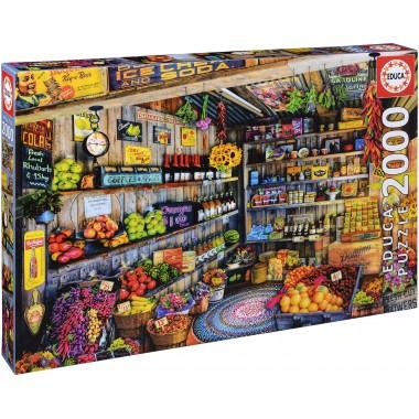 Educa 2000 - Farm Market, Amy Stewart