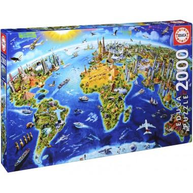 Educa 2000 - World Sights