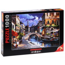 Anatolian  1000  -  Venetian Street, James Lee