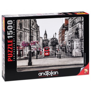 Anatolian 1500 - London, Esaff Frank