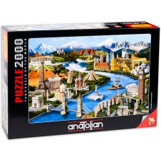 Anatolian 2000 - Famous sights