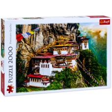 Trefl 2000 - Paro Taktsang Temple Complex, Bhutan