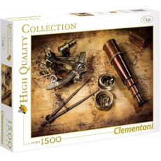 Clementoni 1500 - Expedition to the treasure