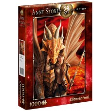 Clementoni  1000  - Internal Force, Anne Stokes