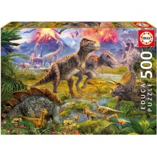 Educa 500 - Dinosaur Encounter