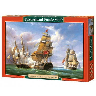 Castorland 3000 - Fight