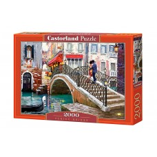Castorland 2000 - Bridge in Venice