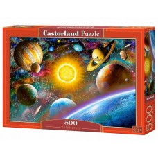 Castorland 500 - Space Space