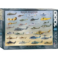 Eurographics 1000 - Military Helicopters