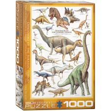 Eurographics 1000 - Dinosaurs of the South