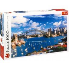 Trefl 1000 - Port Jackson, Sydney