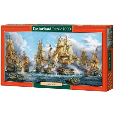 Castorland 4000 - Naval Battle
