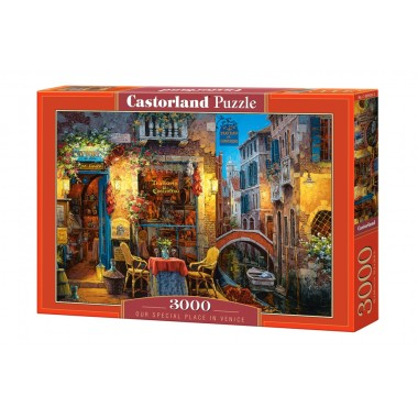 Castorland 3000 - Our favorite place in Venice
