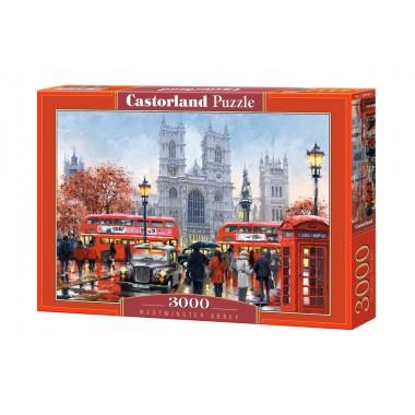 Castorland 3000 - Westminster Abbey