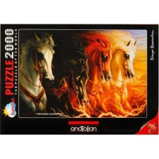 Anatolian 2000 - The Four Horses of the Apocalypse, Sharlene Lindskog-Osorio