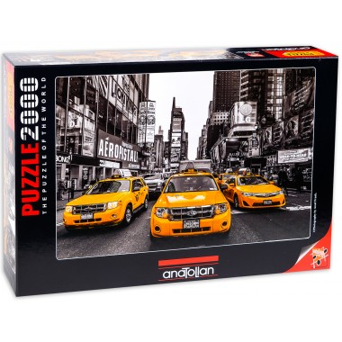 Anatolian 2000 – New York Taxi, Assaf Frank
