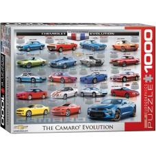 Eurographics 1000 - Chevrolet Camaro's Evolution