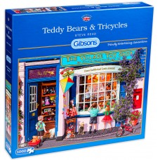 Gibsons 1000 - Bears and Tricycles, Steve Reed