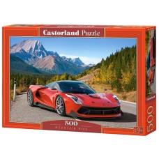Castorland 500 - Mountain driving