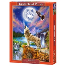 Castorland 1500 - The Night of the Wolf, Marcello Corty