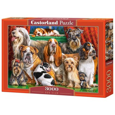 Castorland 3000 - The Dog Club, Marcello Corty