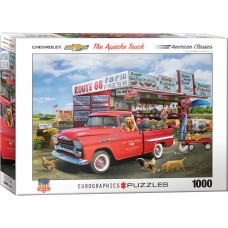 Eurographics 1000  - Chevrolet Apache, Greg Jordan