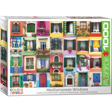 Eurographics  1000  - Mediterranean windows