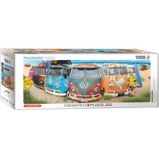 Eurographics  1000  - Combination of Volkswagen buses