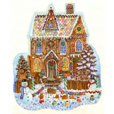 SunsOut  1000  - Ginger House, Wendy Edelson
