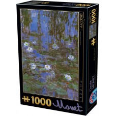 D-Toys  1000  - Water lilies, Claude Monet