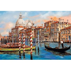 Trefl 1000 - Afternoon in Venice