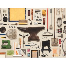 New York Puzzle 1000 - Collection of tools