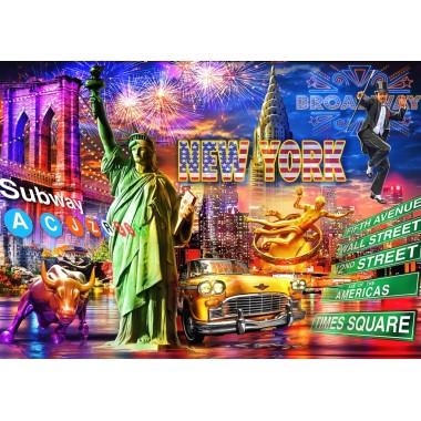 Bluebird 3000 - New York