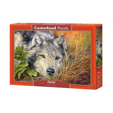 Castorland  500  - Pure soul