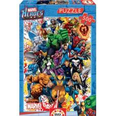 Educa 500 - Marvel Heroes