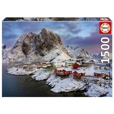 Educa 1500 - Lotofen Islands, Norway