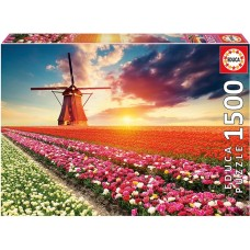 Educa 1500 - Land of tulips
