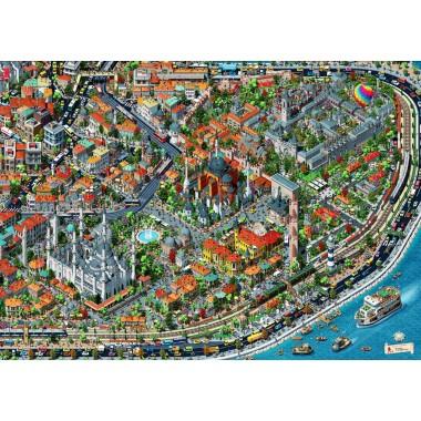 Anatolian 3000 - View of Istanbul