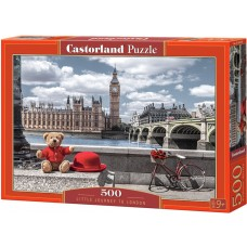 Castorland 500 - Travel to London