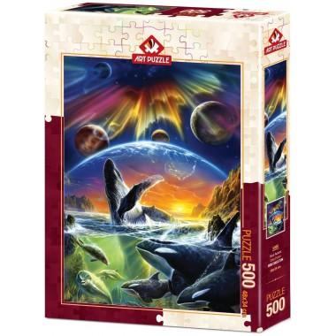 Art Puzzle 500 - universe