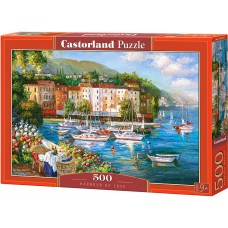 Castorland 500 - A haven of love