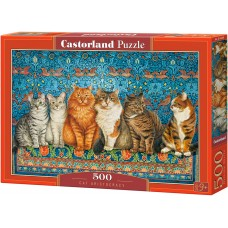 Castorland 500 - Cat aristocracy