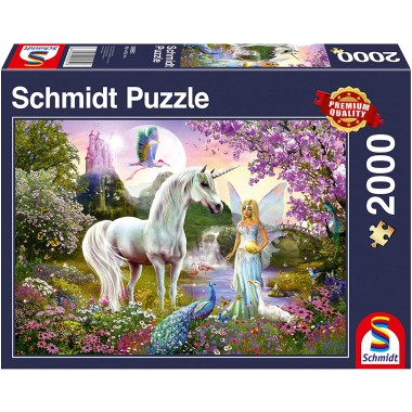 Schmidt 2000 - The fairy and the unicorn