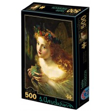 D-Toys 500 - Take the Fair Face of Woman, Sophie Anderson