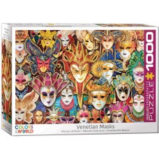Eurographics 1000 - Carnival masks from Venice
