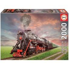 Educa 2000 - Soviet train