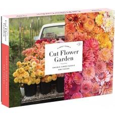 Galison 500 - Flower-garden
