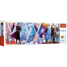 Trefl 1000 - The Frozen Kingdom 2