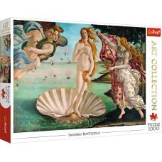 Trefl 1000 - The birth of Venus, Sandro Botticelli